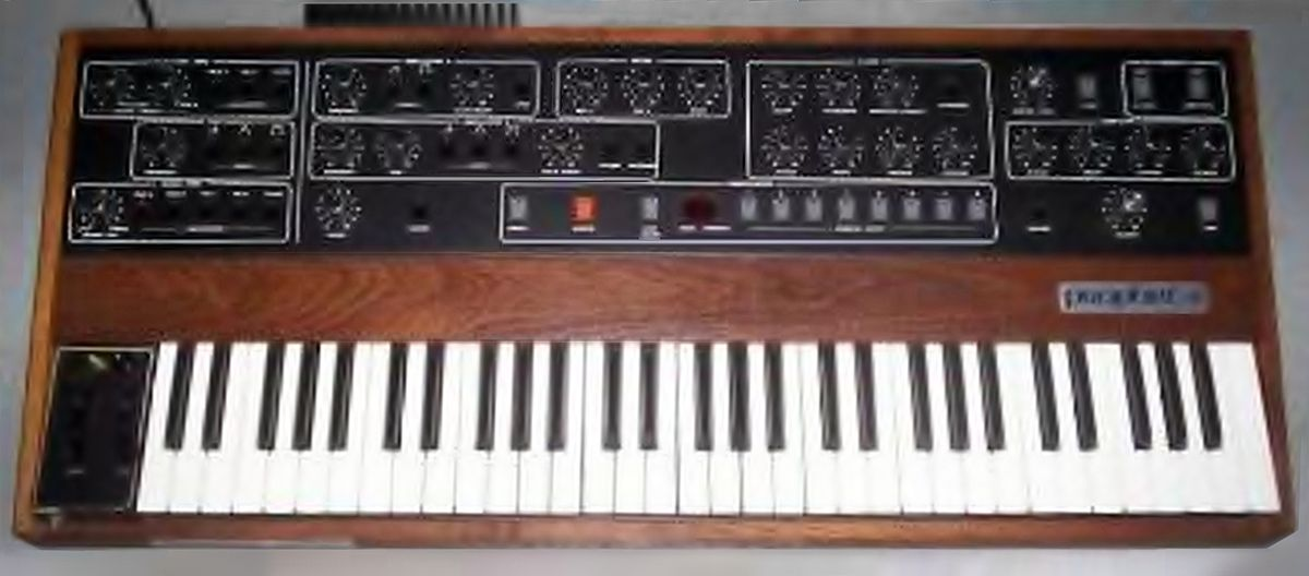 The one that got away. Sequential Circuits Prophet 5