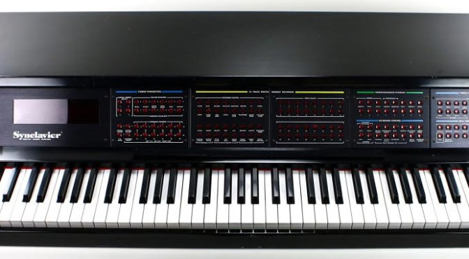 Synclavier Ii The Sound And The Fury Vox Robot